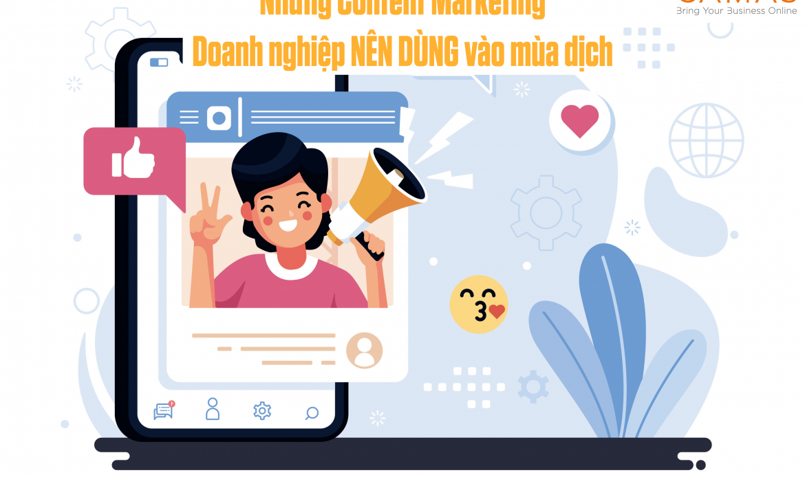 Content mùa dịch